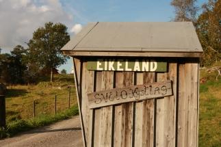 Sveio kystlag sitt Kysttun ligg på Eikeland