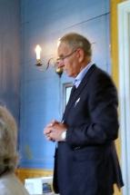 Kvalfangeren Oddvar Nilsen Husa fortalte om kvalfangarlivet