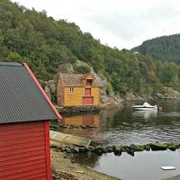 Sjøbua på Holmeknappen, eit lite lokalt sjøbruksmuseum